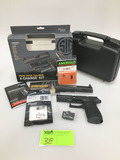 Sig P320/P250 Caliber X-CHANGE KIT, 9mm Compact New in Box