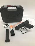 Glock 19 Gen 4 Pistol in 9mm New in Box, Missing Bottom End Grip