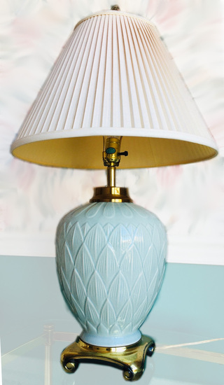 Ginger Jar Lamp