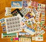 UNUSED Stamps - Over $30 Worth (A)