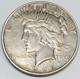1922 Liberty Coin