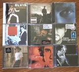 Elvis Presley, Garth, Buble', Randy Travis, Tim McGraw, Josh Groban