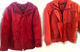 LONDON FOG & RALPH LAUREN Red Jackets