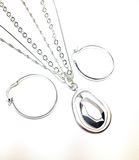 Liz Clayborne & Atibrcn SILVER Jewelry
