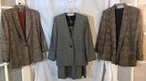 Women's Business Blazers & Suit (wed 10)