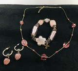 Jewelry PRETY IN PINK - Several Pieces