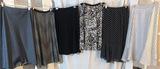 Black & White Skirts Women's Small & Med  (fri 15)