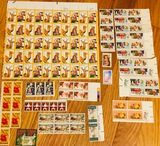 UNUSED STAMPS - Over 100 - CHRISTMAS STAMPS (C)