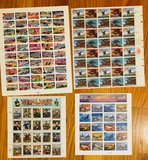UNUSED Full Sheets STAMPS - Collectable Sheets of Stamps
