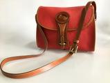 Vintage DOONEY & BOURKE - ESSEX Shoulder Crossbody -  All Weather Leather