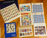 UNUSED Stamps - Collectable Sheets of Stamps