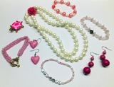 Pretty - Pink & Pearls