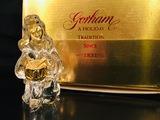 Gorham Crystal Nativity - DRUMER BOY - 24K Gold Plated Drum - Germany