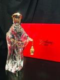 Gorham Crystal Nativity - KING BALTHAZAR - 24kt Gold Plated INCENSE BURNER
