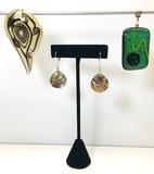 Art Glass Pendents & Earrings