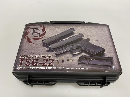 TS TSG-22 .22lr Conversion Glock 17/22 Pistols