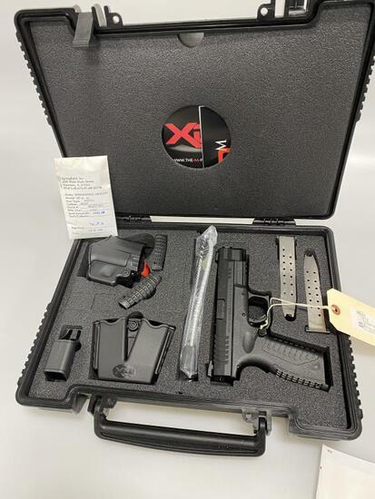Springfield Armory XD M-40 40S&W W/Gear Kit Pistol