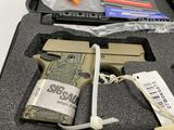 Sig Sauer 238 Scorpion Dark Earth 380 Pistol New