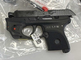 Ruger LCP 380 Pistol w/LaserMax Laser New in Box