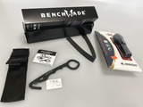 Benchmade Strap Cutter w/ HX120 LED Flashlight New