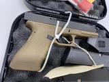 Glock G22 40 cal Pistol in Dark Earth New in Box