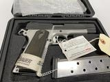 Sig Sauer 1911TRAD 45 ACP SAO New in Box Pistol