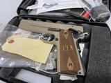 Sig Sauer 1911 22 Dark Earth Pistol New in Box