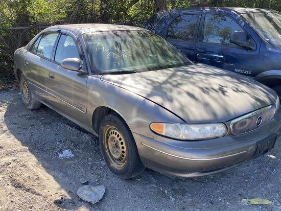 2002 Buick Century Brown Tow# 98078