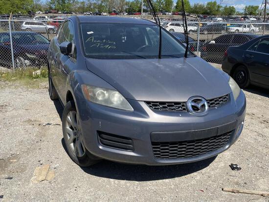 2007 MAZDA CX9 GRY Tow# 98162