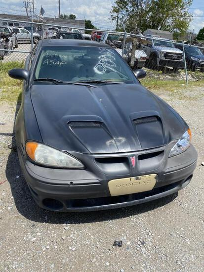 2005 Pontiac Grand Am Tow# 90068