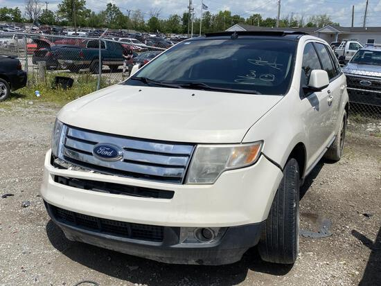 2008 Ford EDGE Tow# 99290