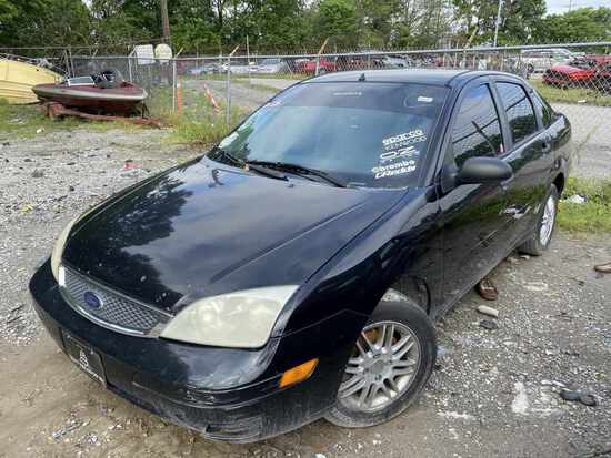 2007 Ford Focus Tow# 98829