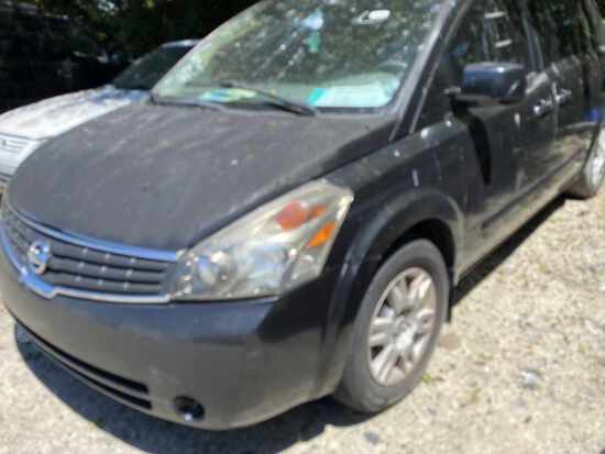 2008  NISSAN  QUEST   Tow# 99621