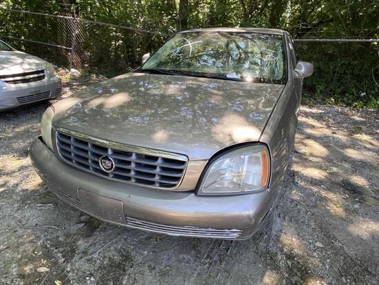 2004  GM  DEVILLE   Tow# 94480