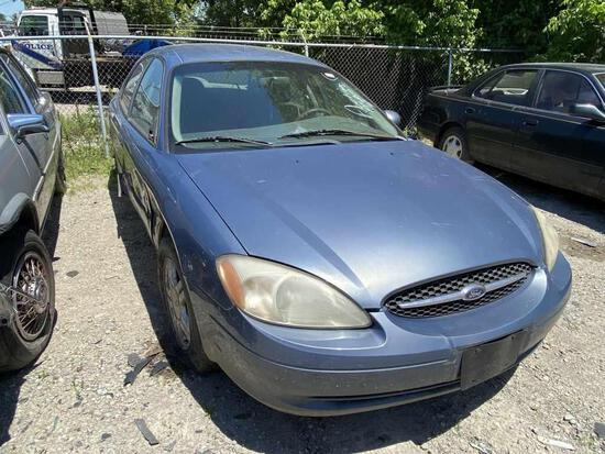 2000  FORD  TAURUS   Tow# 99783