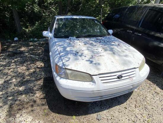 1999  TOYOTA  CAMRY   Tow# 99691