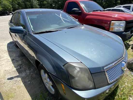 2006  GM  CADILLAC    Tow# 100811