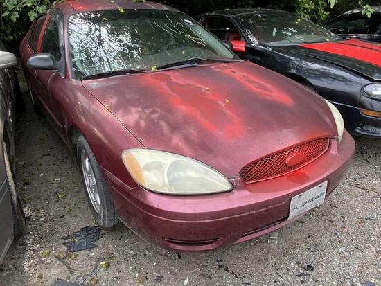 2004  FORD  TAURUS    Tow# 99827