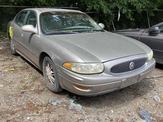 2002  BUICK  LESABRE   Tow# 99847
