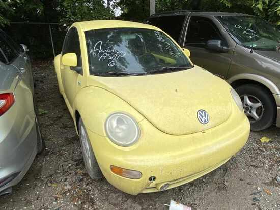 1999  VW  BEETLE   Tow# 100376