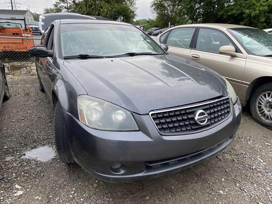 2006  NISSAN  ALTIMA      Tow# 100273