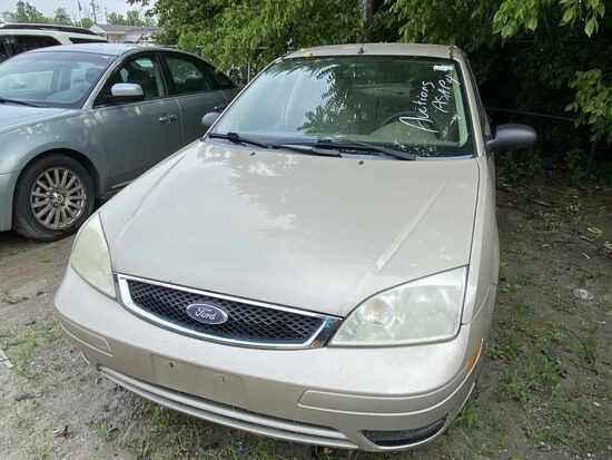 2007  FORD  FOCUS   Tow# 99666