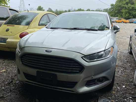 2013  FORD  FUSION   Tow# 100452
