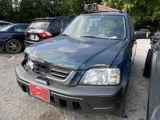 1998  HONDA  CR-V   Tow# 94960