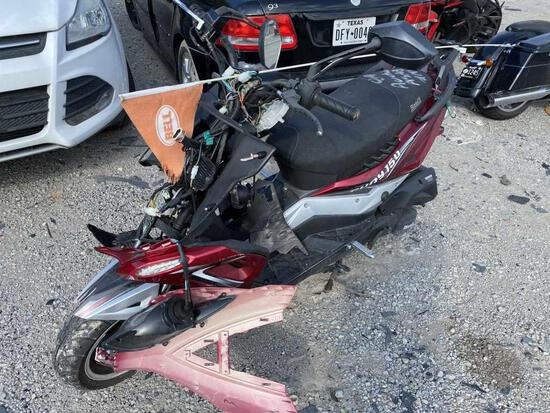 MOPED  SCOOTER   Tow# 101307