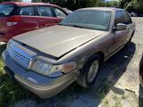 2002 Ford Crown Vic Tow# 101567