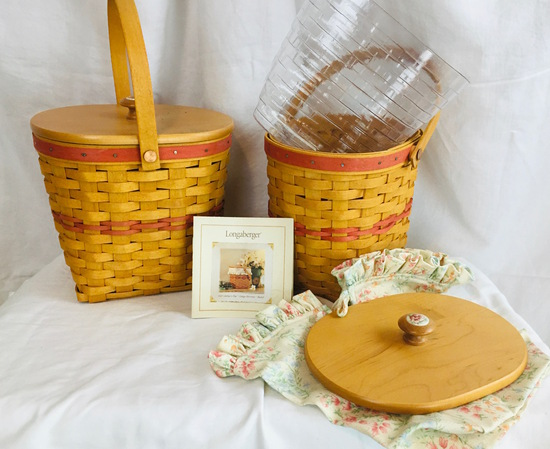 TAKE 2 - 2001 Mother's Day Vintage Blossoms Basket Combo's