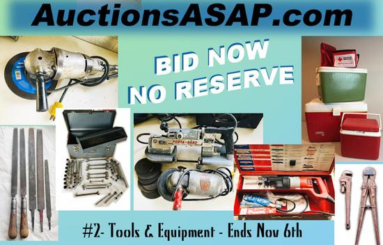 Estate Auction of: J WILLIAMS #2