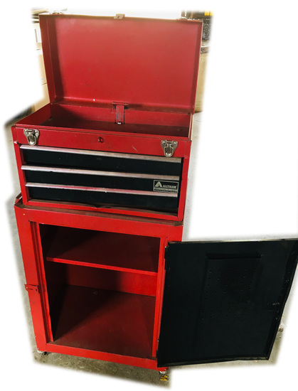 ALL TRADE Tool Box & Cabinet by America's Global Tool Company