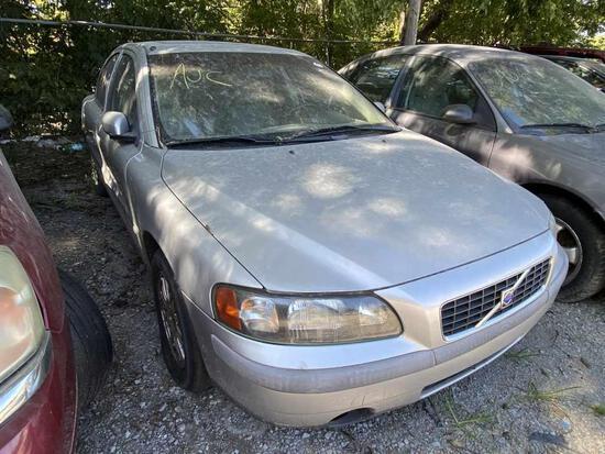 2004  VOLVO  S60   Tow# 100073